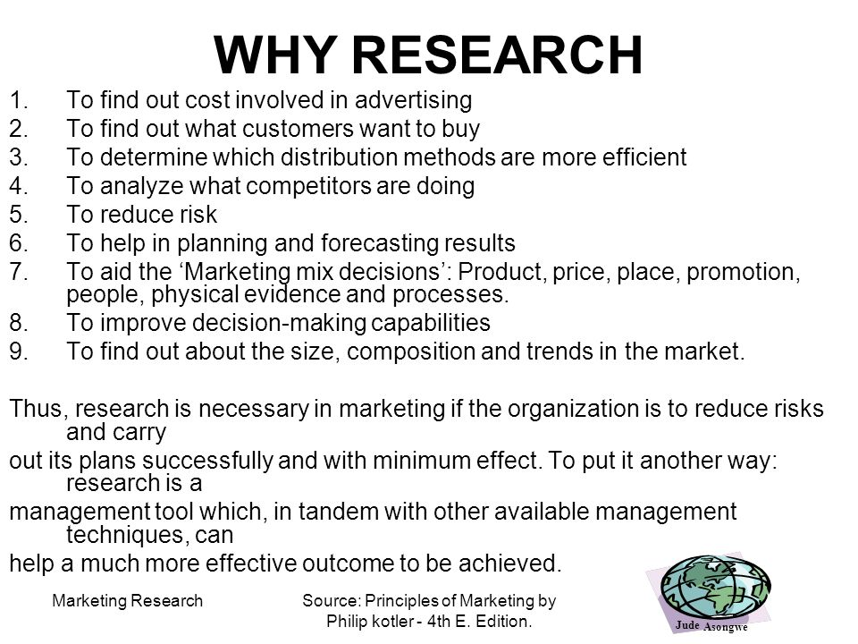 meaning of marketing research Market research is the process of assessing the viability of a new good or service through research conducted directly with the consumer this practice allows a company to discover the target.