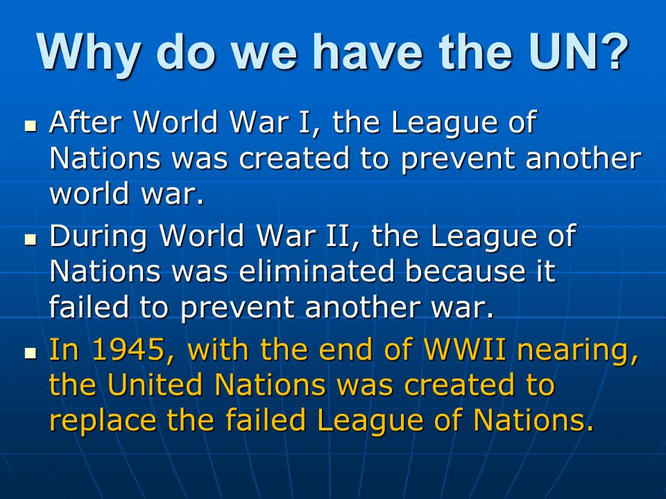 """why the league of nations failed 1 the bibliography of works on the league of nations maintained by the  or  1939, the relevant question now is not """"why the league failed"""" but rather the  more."""