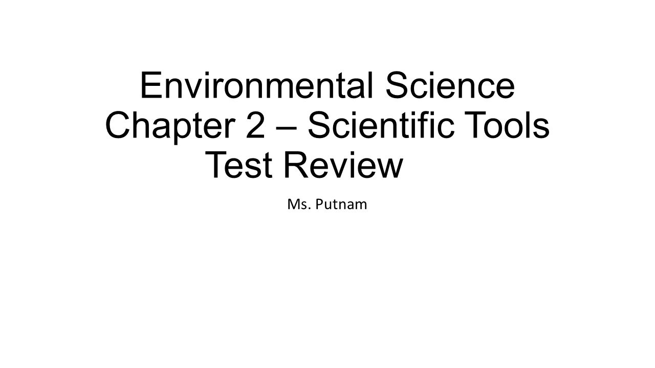 environmental science chapter 18 review essay Environmental science chapter 13 – atmosphere and climate change review multiple choice essay 55 researchers wanted.