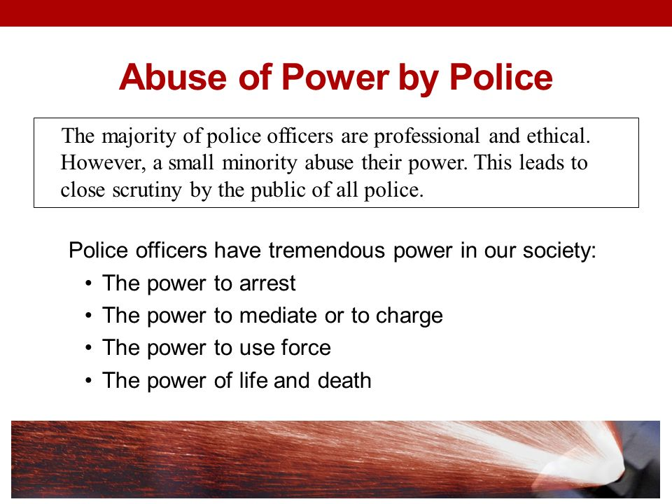role of police in society Chapter 1 functions, roles and duties of police in general introduction 1 police  are one of the most ubiquitous organisations of the society.