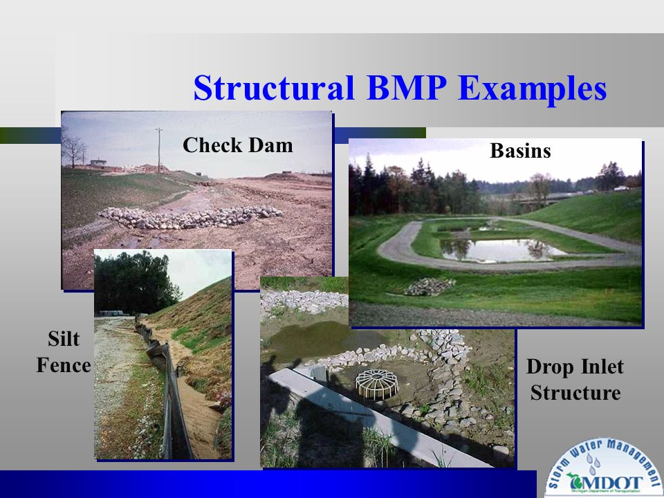 Mdot Storm Water Management Plan Module 2 Best Management
