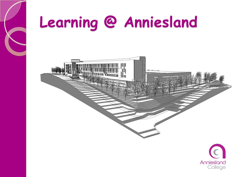 Learning @ Anniesland