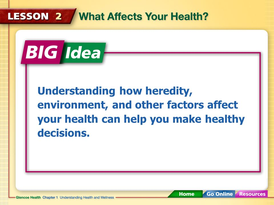 Making Wise Health Decisions