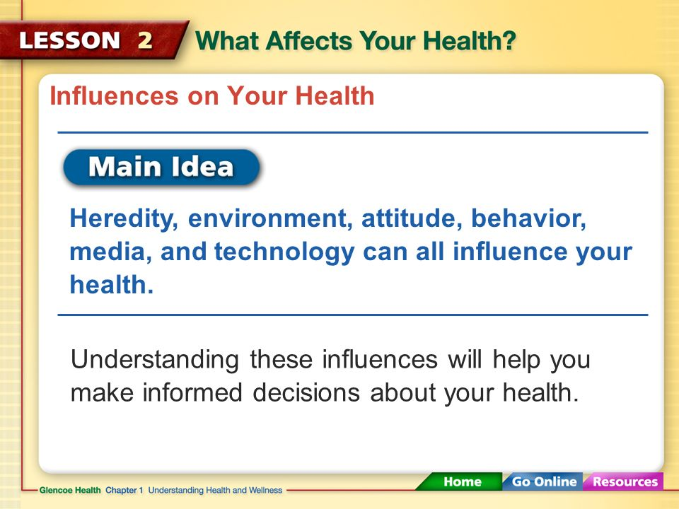 influences that can affect a persons How confident a person is can affect the person's enjoyment of and participation  in  influence their behaviour in relation to participation in physical activity.