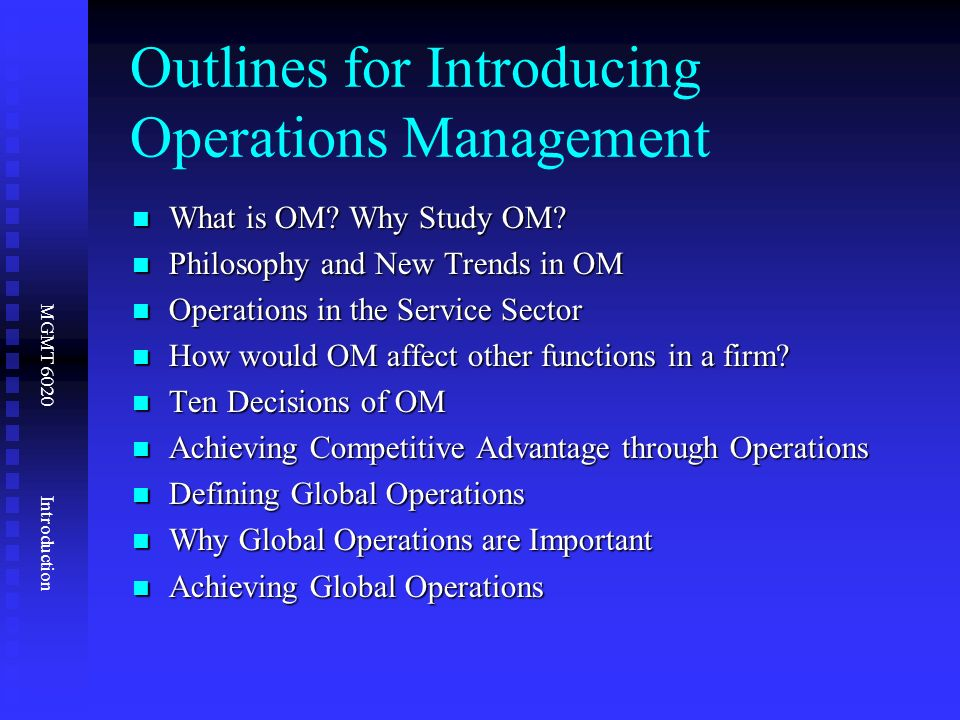 recent trends in operations management What are the recent trends in operations management - ronntorossianupdatecom headquartered in new york with an office in operations management.