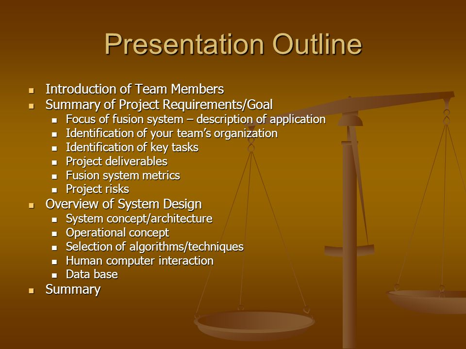 example template for project presentation - ppt video online download, Powerpoint templates