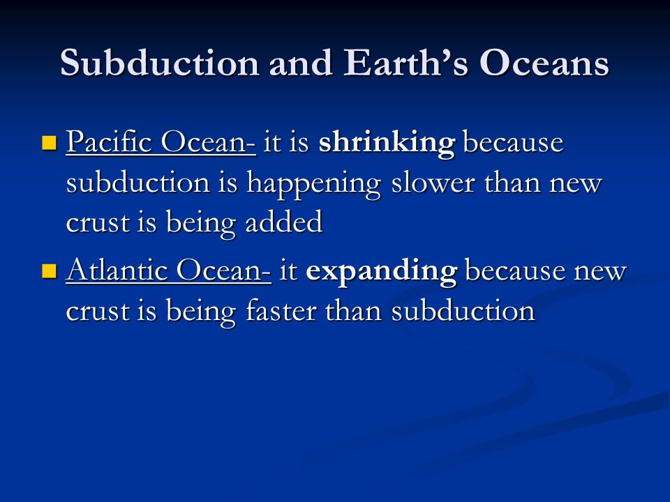 Chapter 1 section 4 pages ppt video online download for 10 facts about sea floor spreading
