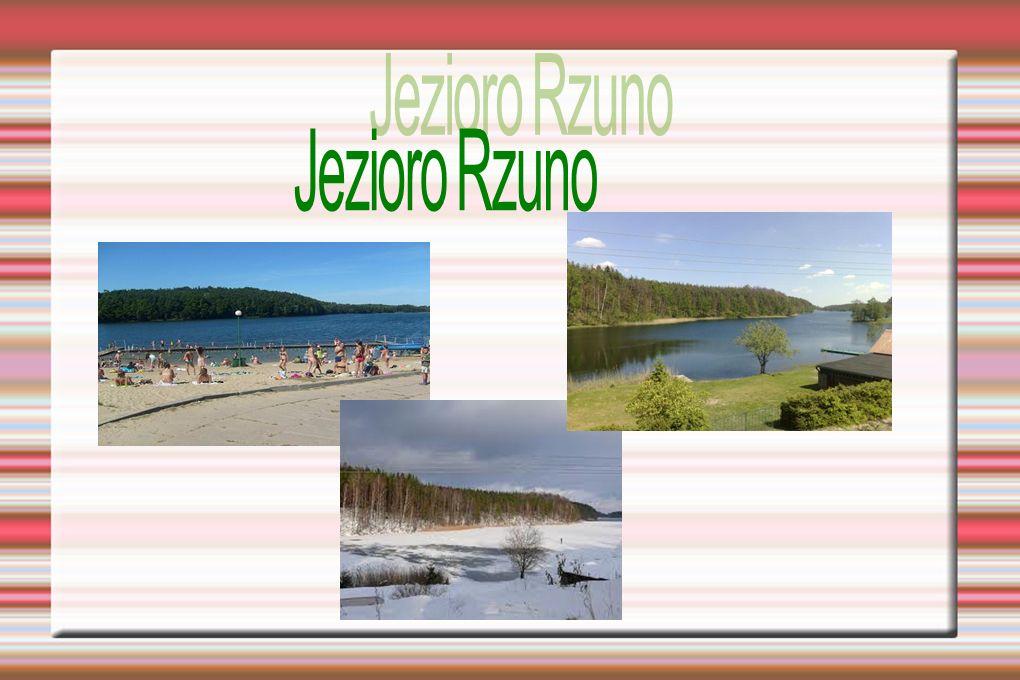 Jezioro Rzuno