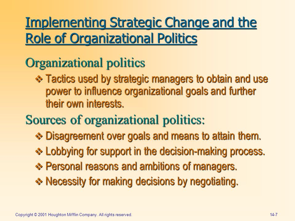 implementing an imposed change Transformation planning and organizational change print definition: transformation planning is a process of developing a [strategic] plan for modifying an.