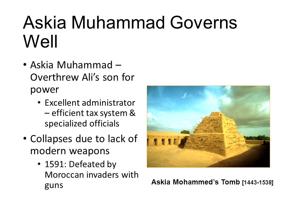 15-2 West African Civilizations - ppt download