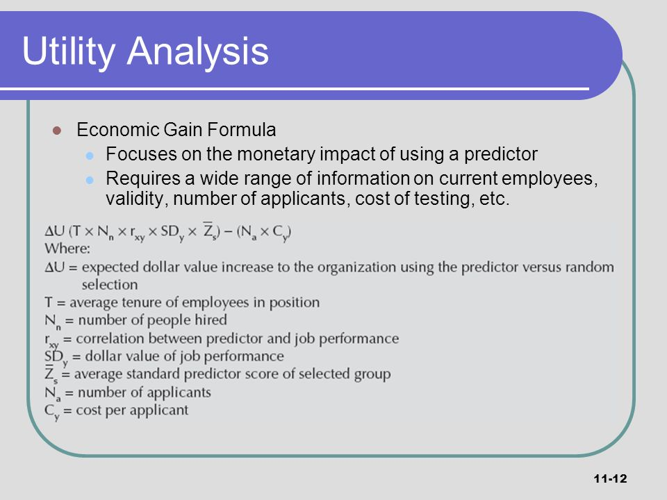an analysis of present economy and an individuals career Official bureau of economic analysis website source of us economic statistics  including national income and product accounts (nipas), gross domestic product .