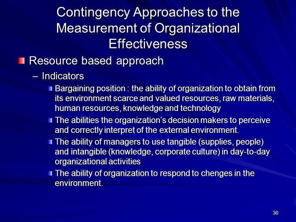 corporate culture and organizational effectiveness pdf