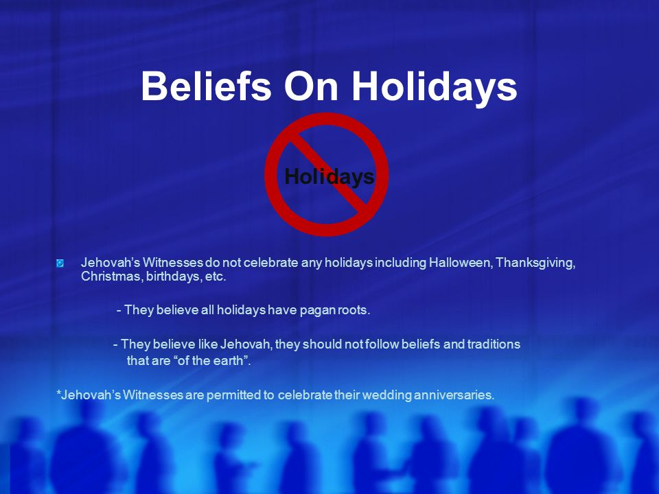 beliefs about christmas Christians throughout the world celebrate christmas on december 25th as an annual church festival and as the traditional day of our savior's mortal birth.