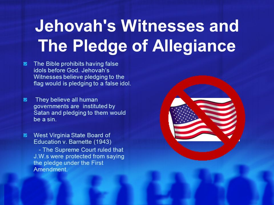 jehovah witnesses This is an authorized web site of jehovah's witnesses it is a research tool for publications in various languages produced by jehovah's witnesses.