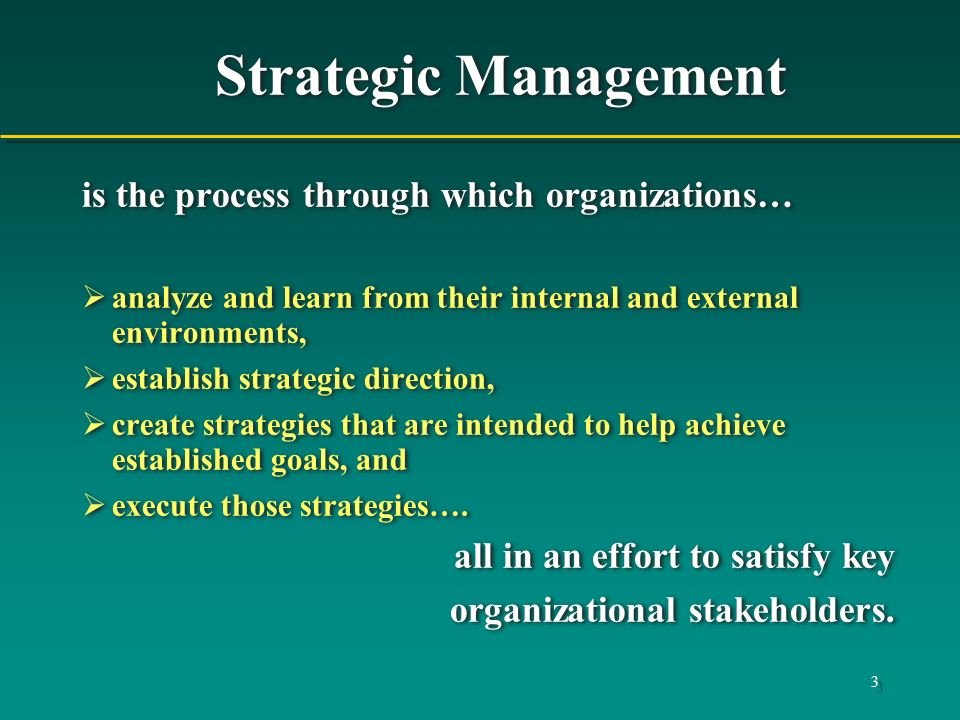 is the process through which organizations…