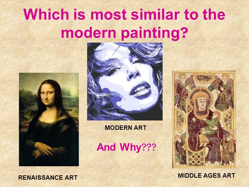 relationship between middle ages and renaissance art characteristics