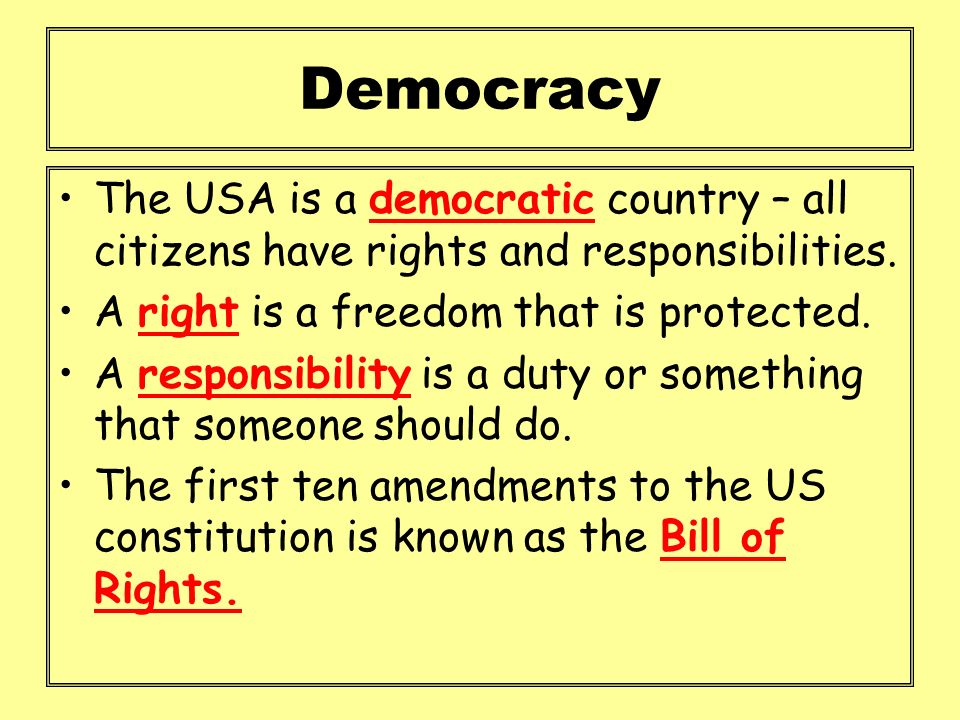 citizens rights and responsibilities Understanding the rights and responsibilities of citizens is essential for the ged social studies test the theme of individual rights and freedoms has been part of american life since the declaration of independence thomas jefferson, one of the authors of the us constitution, wanted specific .