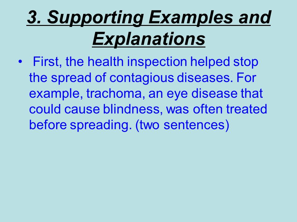 Causes and Spread of Infection Essay