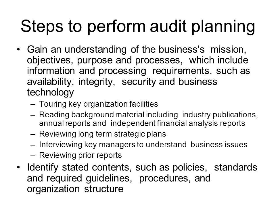 Planning and deploying advanced security audit policies