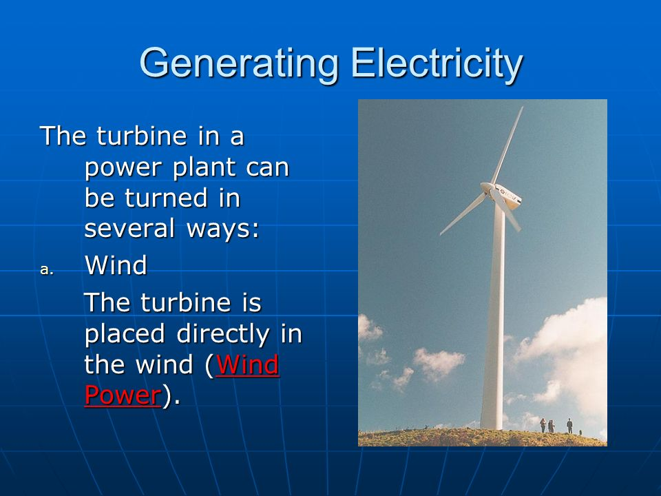 Wind Power: Ppt On Wind Power Plant