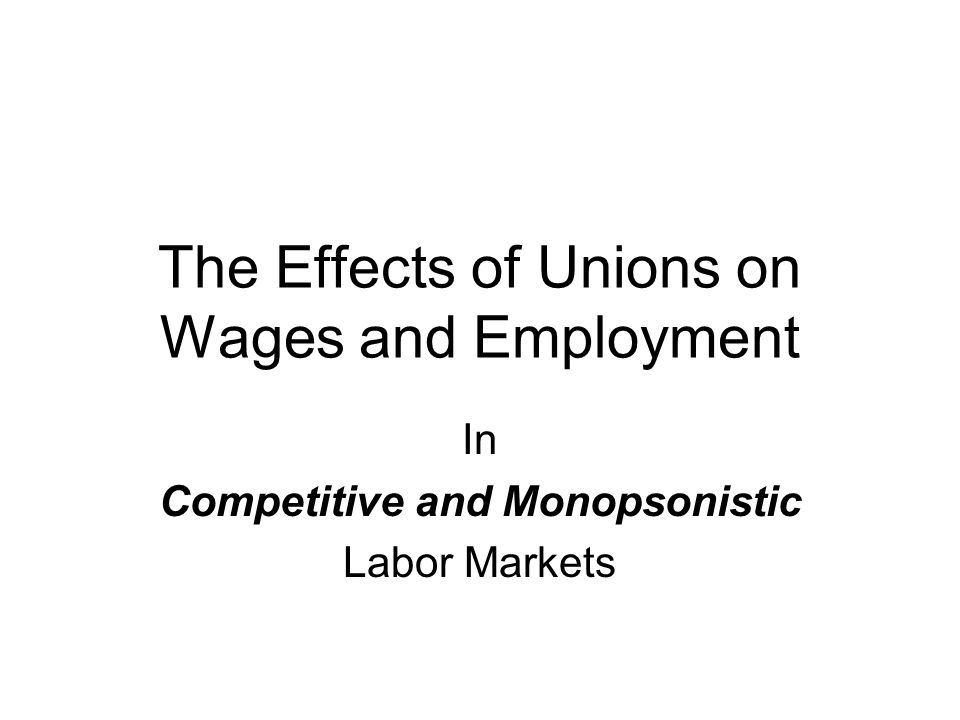 the effects of a supported employment