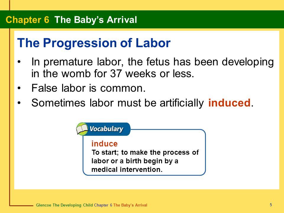 The Progression of Labor