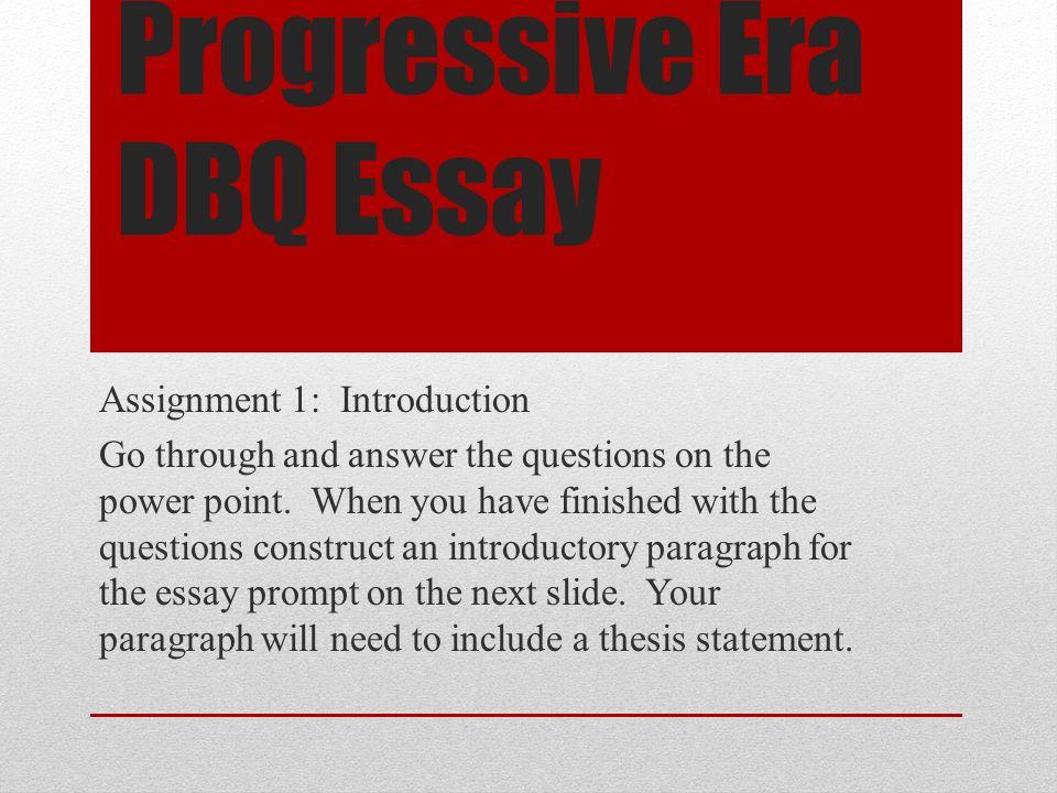 Progressive Era Essays  Research Essay Proposal also High School Essay  How To Stay Healthy Essay