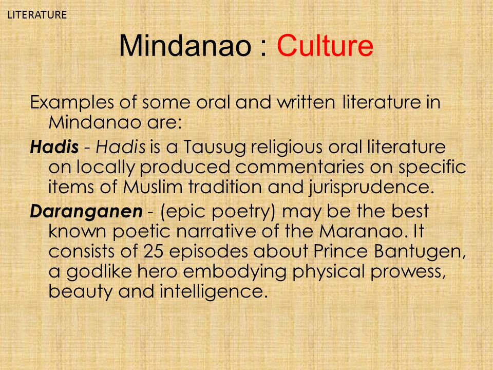 poetry of mindanao Mindanao goldstar daily wednesday,november 8, 2017 mindanao 196 views bukambibig poetry folio of spoken word philippines, a multilingual, free-access, and digital folio of performance poetry, is now open for contributions to its second volume's first issue which is a special issue on the moros and the indigenous peoples (ips).