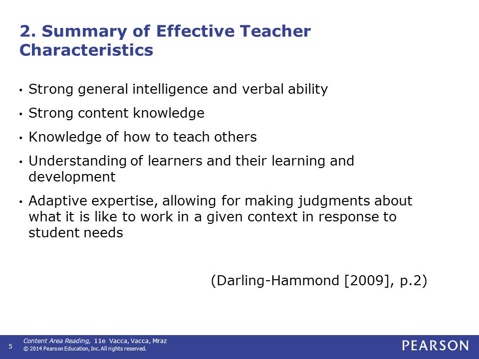 Ten Principles of Practice Associated with Quality Teaching