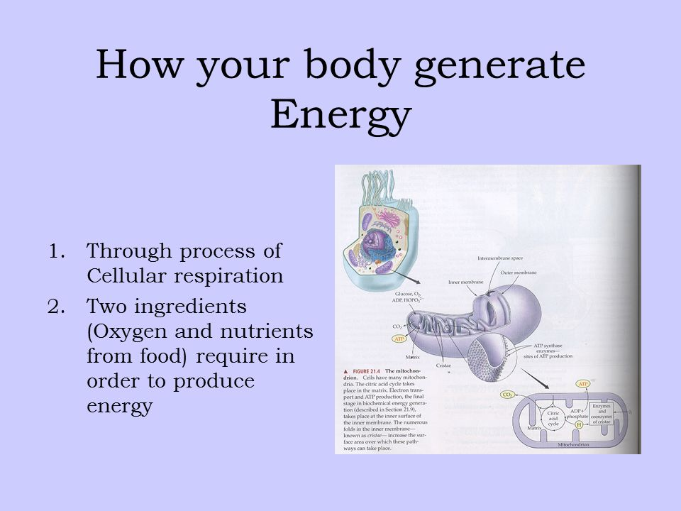 how to create positive energy in body