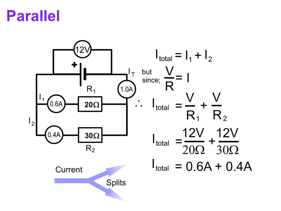 resistance physics  u2013 series and parallel resistor circuits