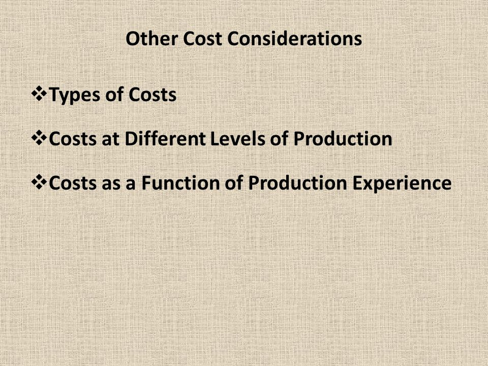 quality costs for consideration Into consideration while corporations strive to direct their  keywords: quality,  quality costs, quality categories, economically optimal quality, value chain,  animal.