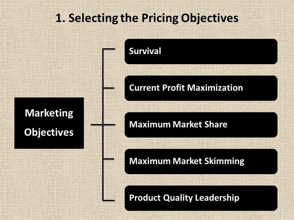 selecting a pricing method Scribd es red social de lectura y publicación más importante del mundo.
