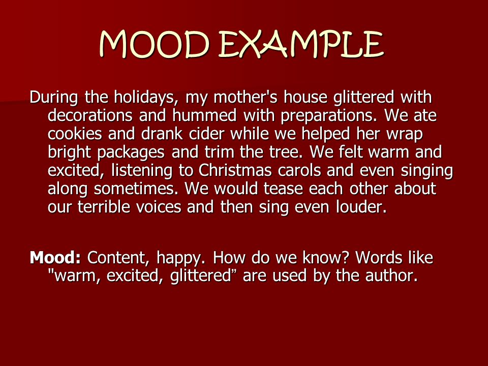 voices in the descriptive story of my house Free essay: my house is quite large  first thing she did was say  im telling mum  in her little whining annoying voice and run down the stair and tell my mum.
