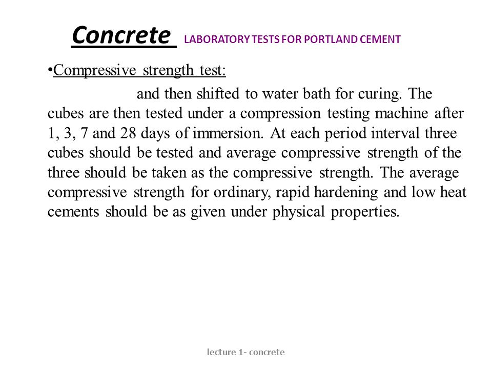 concrete compressive report Concrete compression test report material evaluation foxton plant mastermix and packaging ltd mastermix and packaging ltd client 23/07/07 unknown fire mortar.