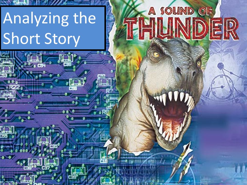the altering effects of decision making in the past in a sound of thunder a short story by ray bradb Explore log in create new account upload.