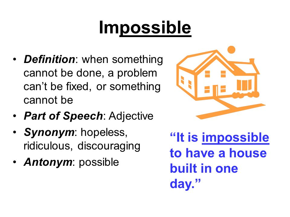 "5 Impossible "" ..."