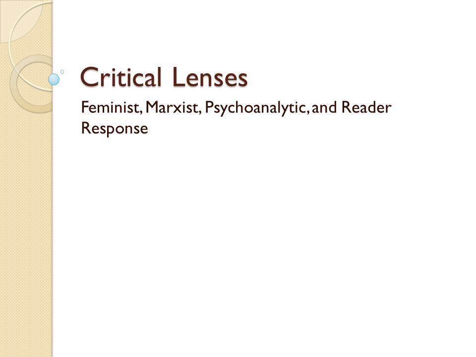 readingresponse criticism essay reader-response criticism is a school of literary theory that focuses on the reader (or audience) and their experience of a literary work, in contrast to other schools and theories that focus attention primarily on the author or the content and form of the work although literary theory has long paid some attention to the reader's role in.