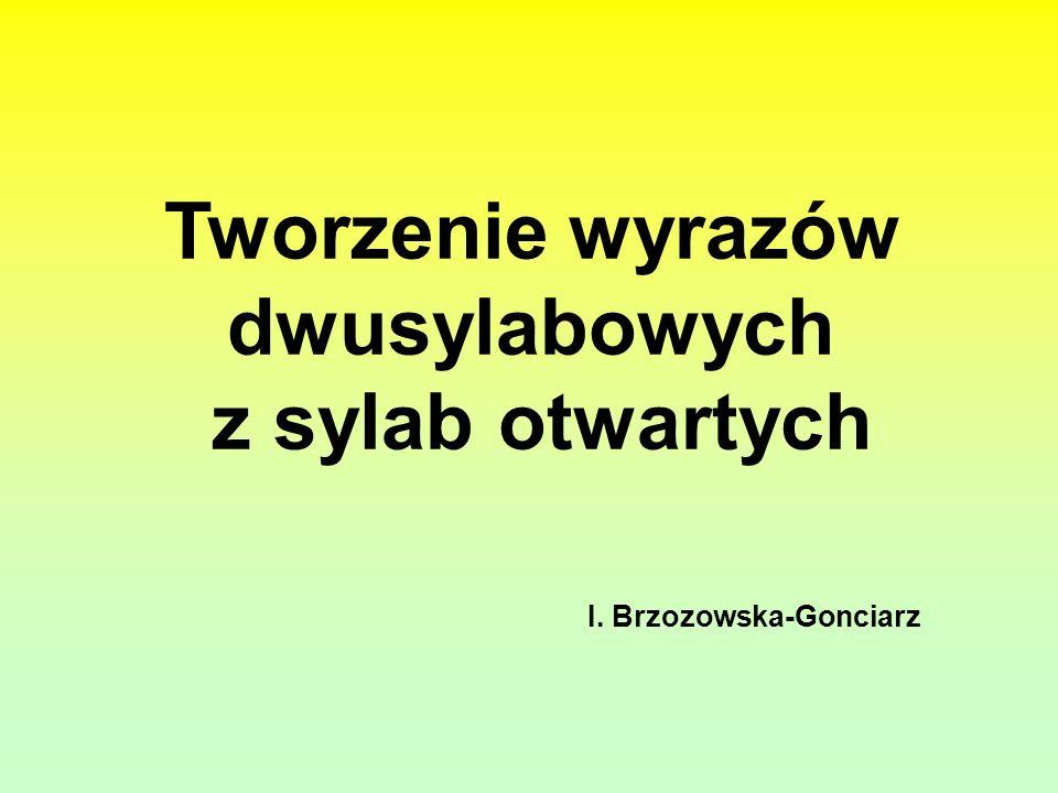 I. Brzozowska-Gonciarz