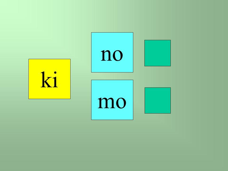 no ki mo