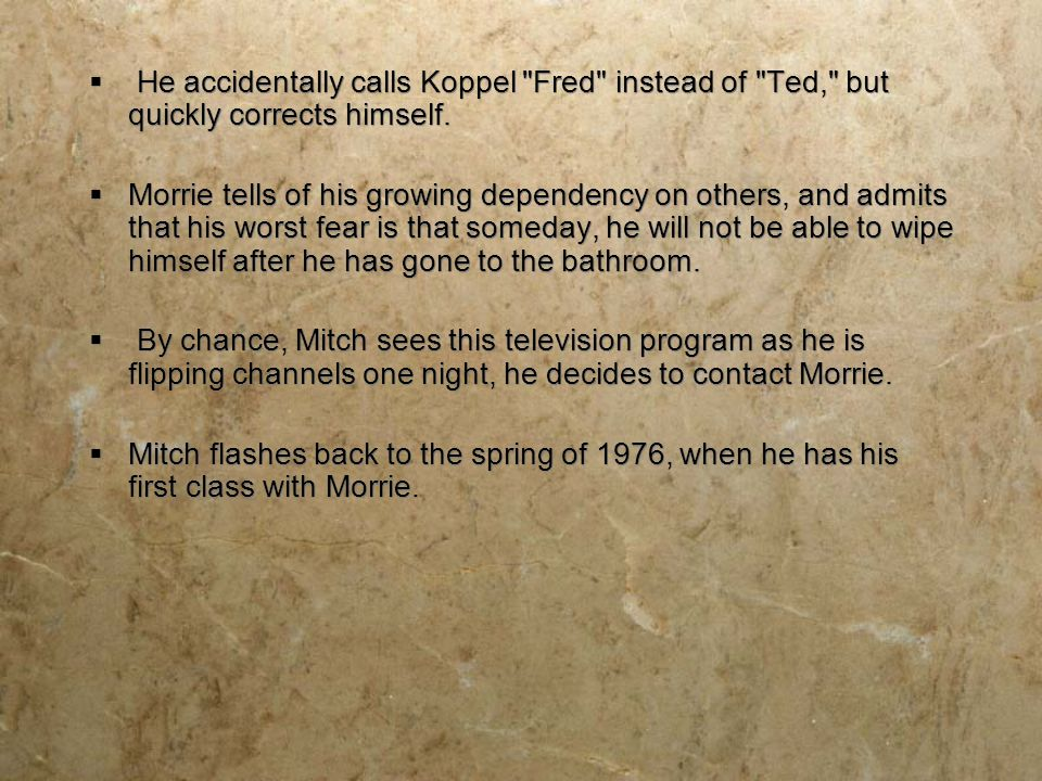 download tuesdays with morrie pdf