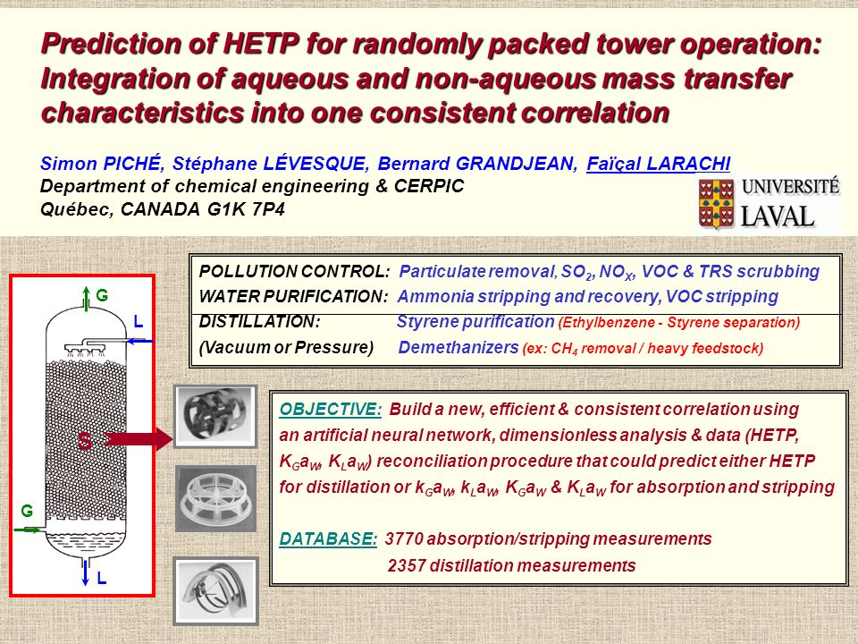 development of new mass transfer coefficient correlations Development of new correlations for convective heat transfer and friction factor  and development of new correlations, int j heat mass transfer 52 (2009)  development of new correlations.