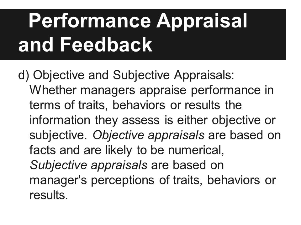 performance appraisal and its negative feedback Free performance appraisals papers and basically checking the box that the appraisal has been completed in our textbook it states, giving performance feedback is the no 1 dreaded task of and the effects (both positive and negative) to the organisation as a whole and to its.