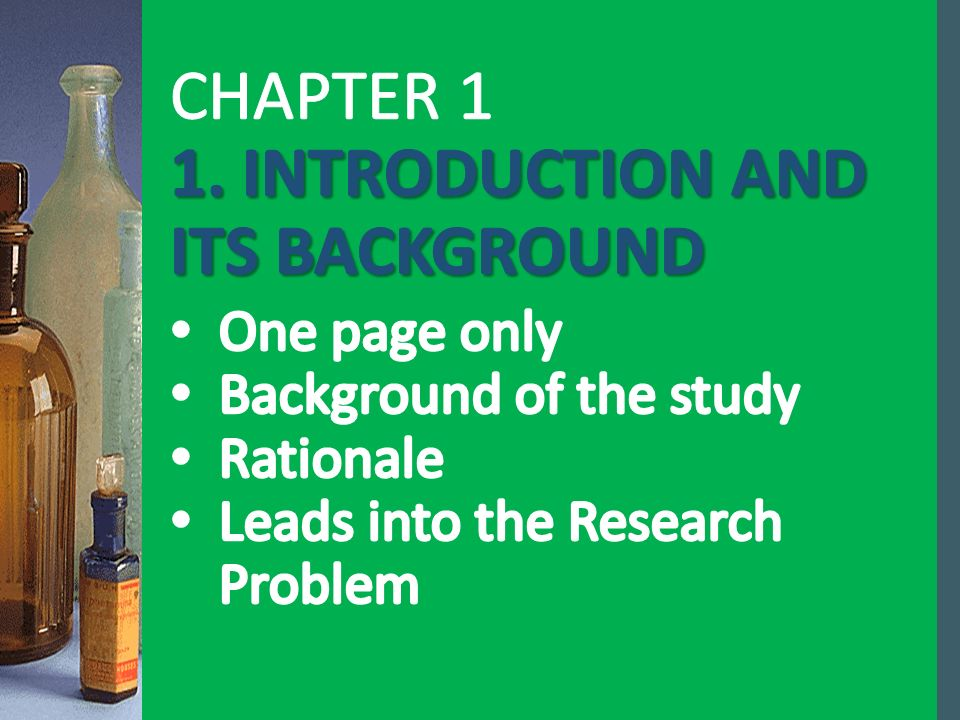 the problem and its background Chapter 1 the problem and its background introduction nowadays, social networking has made an enormous impact on the lifestyle of individuals around the globe.