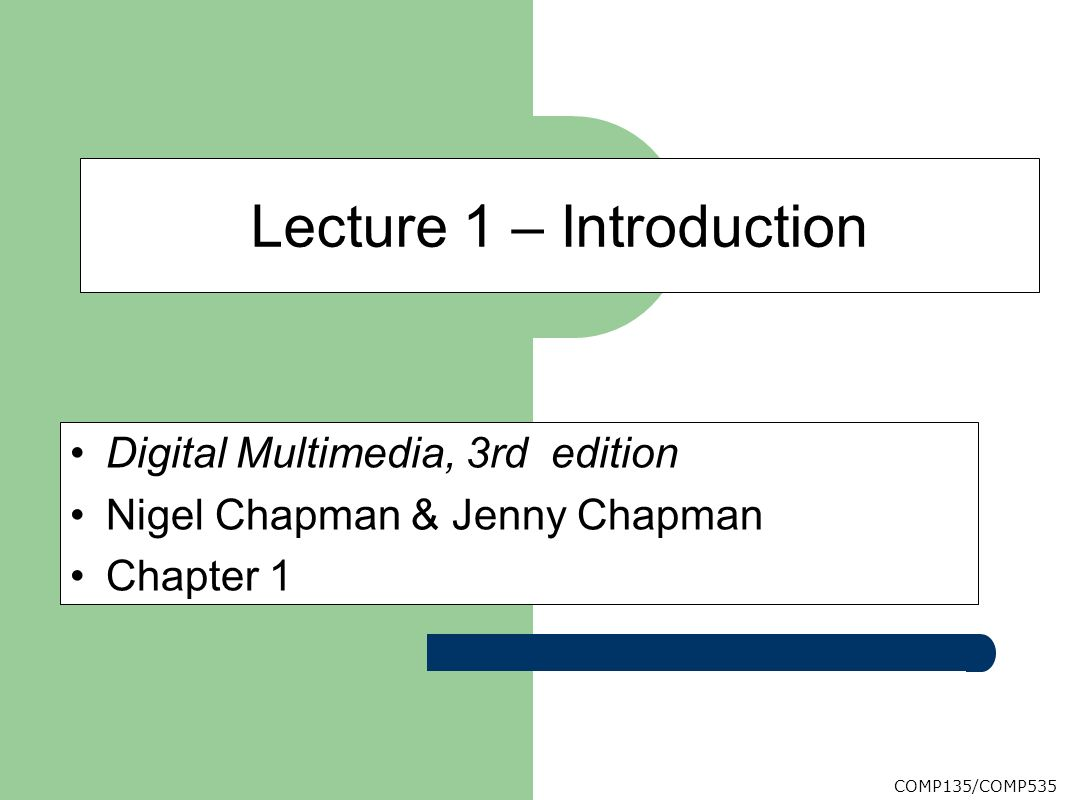 lecture 1 introduction •5 8/25/2015 lecture 1 - introduction 9 what i expect of you • please do attend lectures and labs • review lecture slides after each lecture.