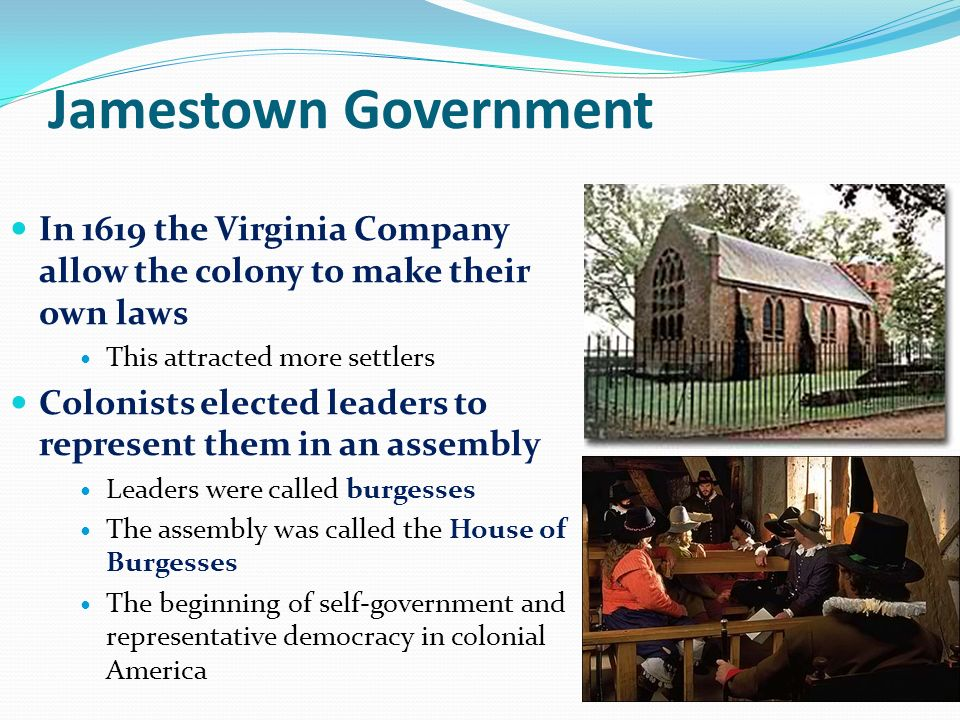 The American Colonies And Their Government Chapter 4 Ppt