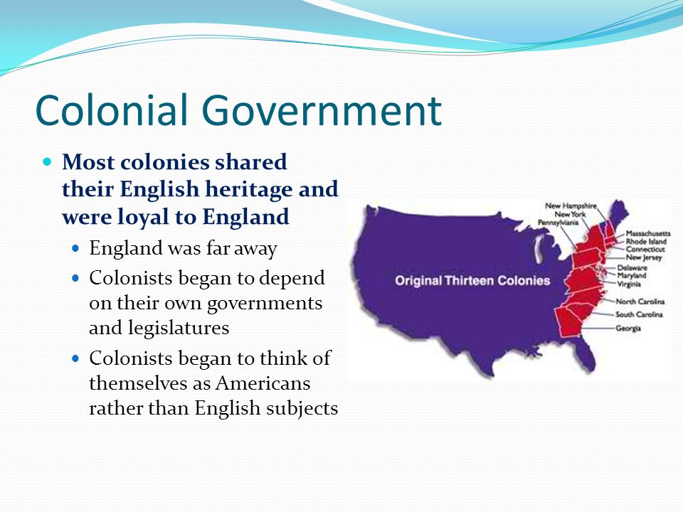 establishment english colonies america The english, and later the british, were among the most important colonizers of the americas, and their american empire came to rival the spanish american colonies in military and economic might three types of colonies were established in the english overseas possessions in america of the 17th century and continued into the british empire at.
