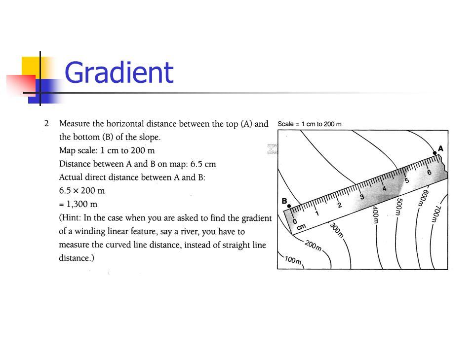 Gradient Online Berechnen : hkcee map reading skills ppt video online download ~ Themetempest.com Abrechnung