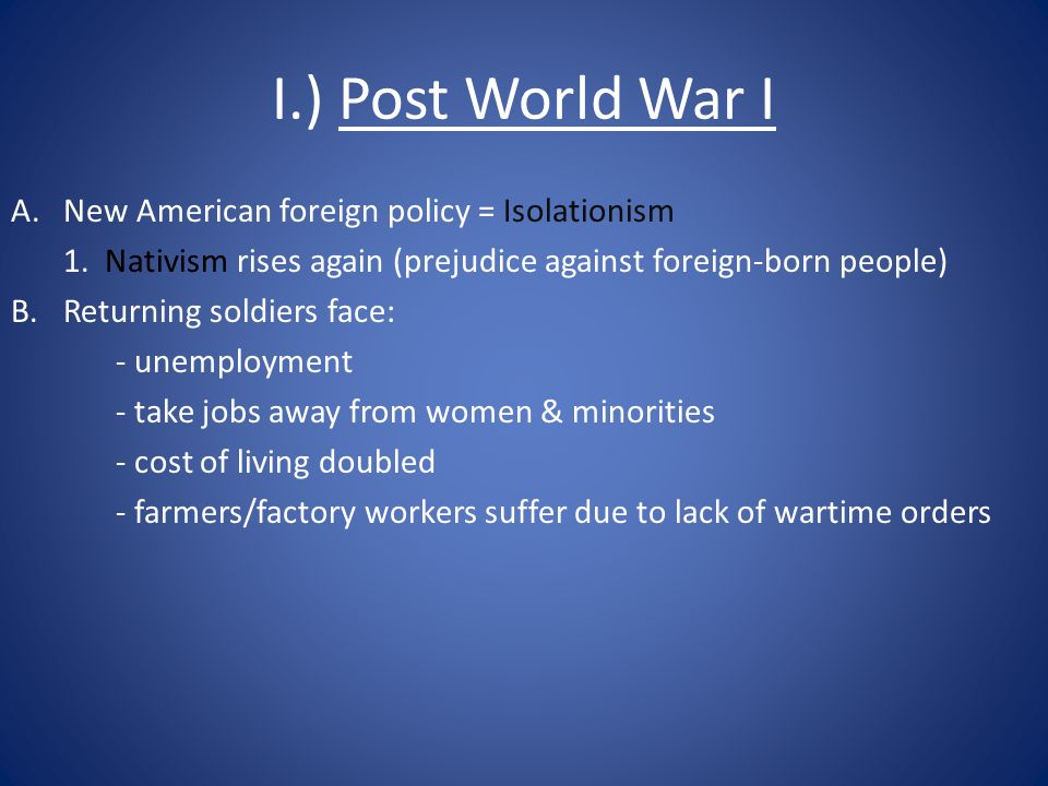 post american world pdf download