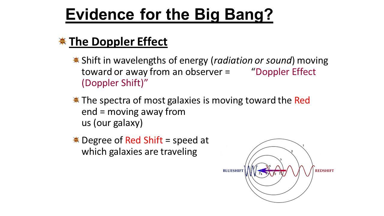 worksheet Red Shift Worksheet evidence for the big bang ppt video online download 10 evidence